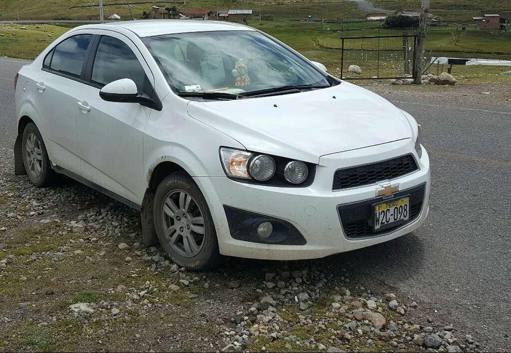 Chevrolet Sonic 2012 - 65000 km