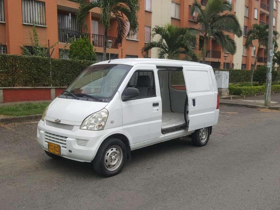 Chevrolet Van N300 Plus 2012 de Carga