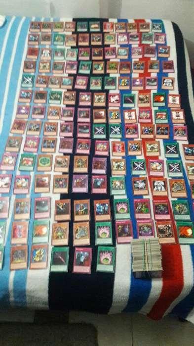 Cartas Yuguio Colección 405 Originales