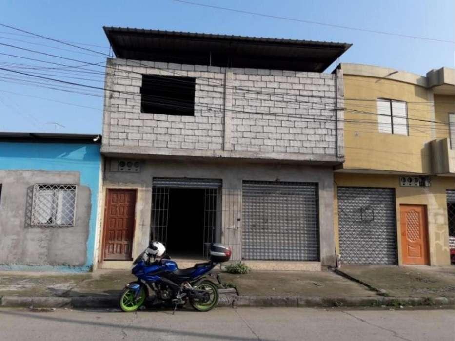 Vendo Casa de 2 Plantas en Pascuales