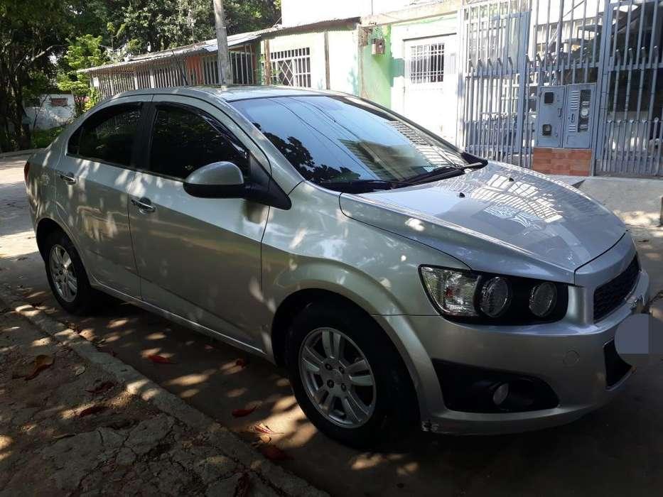 Chevrolet Sonic 2013 - 85000 km