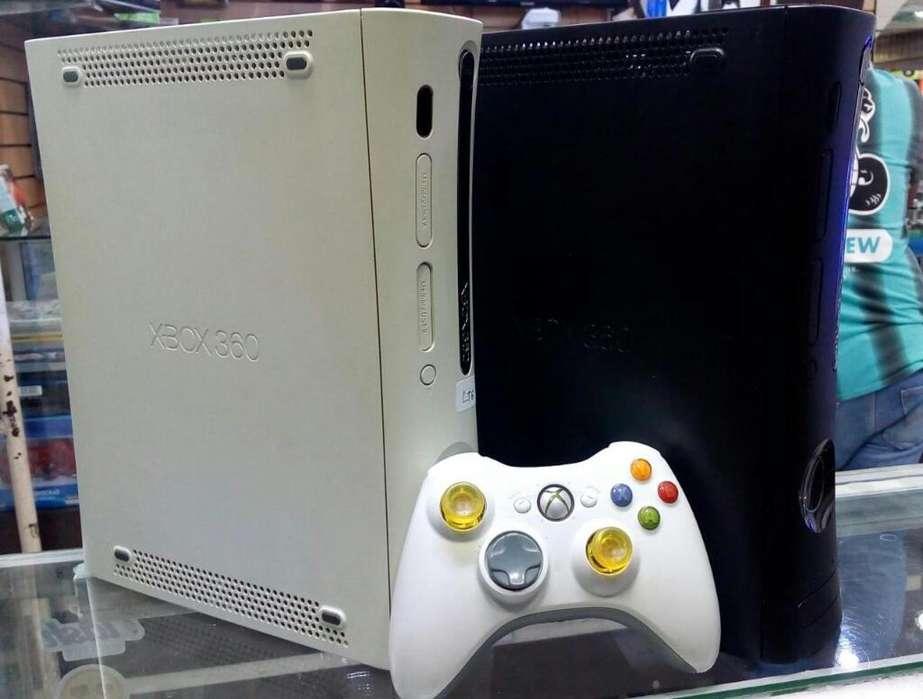 Fabuloso Xbox 360 Arcade de Segunda