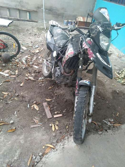 Se Vende Moto Motor Uno 200.