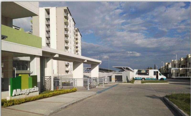 <strong>apartamento</strong> En Arriendo En Ibague Altagracia Parque Residencial Piso 5 Via Aeropuert Cod. ABPAI10272