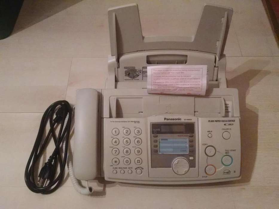 <strong>fax</strong> PANASONIC KXFHD 331