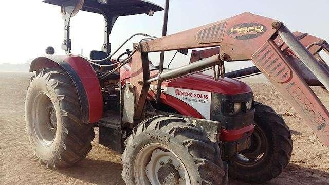 Tractor Apache Solis 90RX modelo 2012