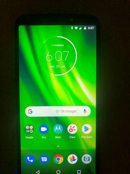 vendo celular Motorola Moto G6 Play