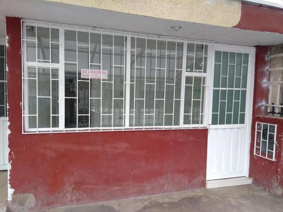 Arriendo apartamento de tres habitaciones - barrio Valdez Tavera (calle 9 No. 24 - 42).
