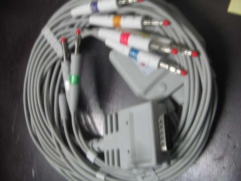 Cable de Paciente Electeocardiografo Burdick Ek 10 160.000 mil p