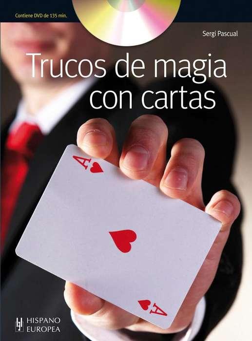 dvd de magia Forzar una carta en espanol se envio gratis