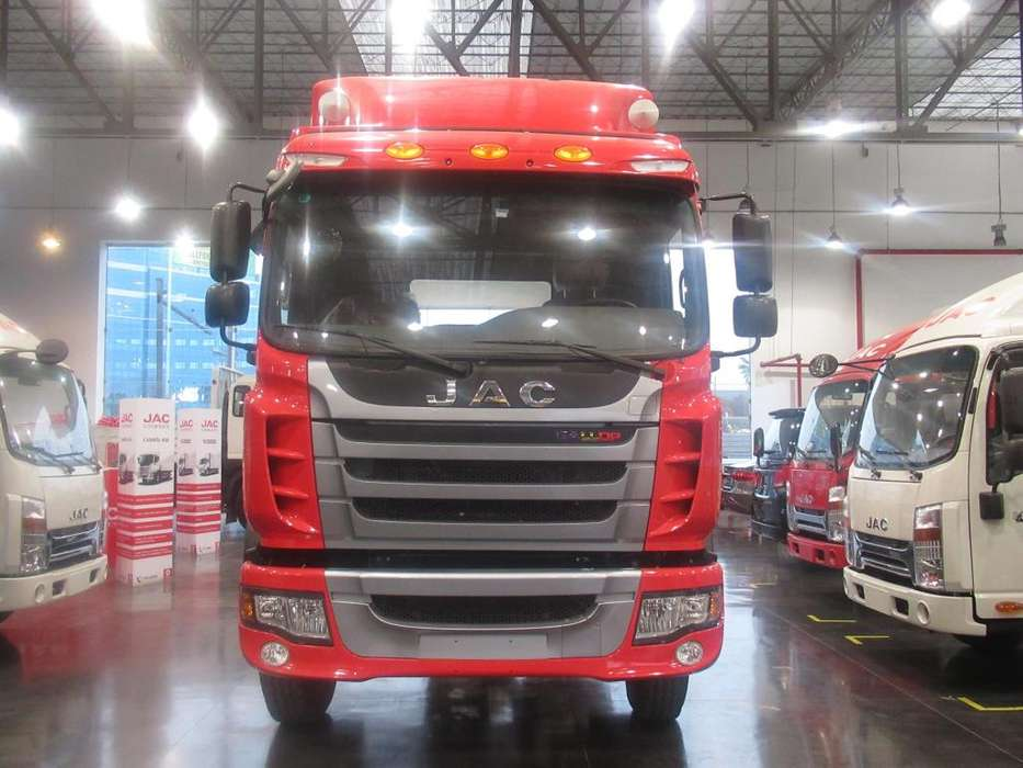 <strong>camion</strong>ES JAC 20 toneladas chasis EURO 4 - 20 TON EJE LOCO 2019