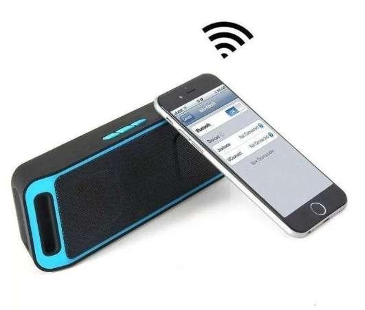 Parlante Bluetooth 308 Radio Fm Micro Sd Usb