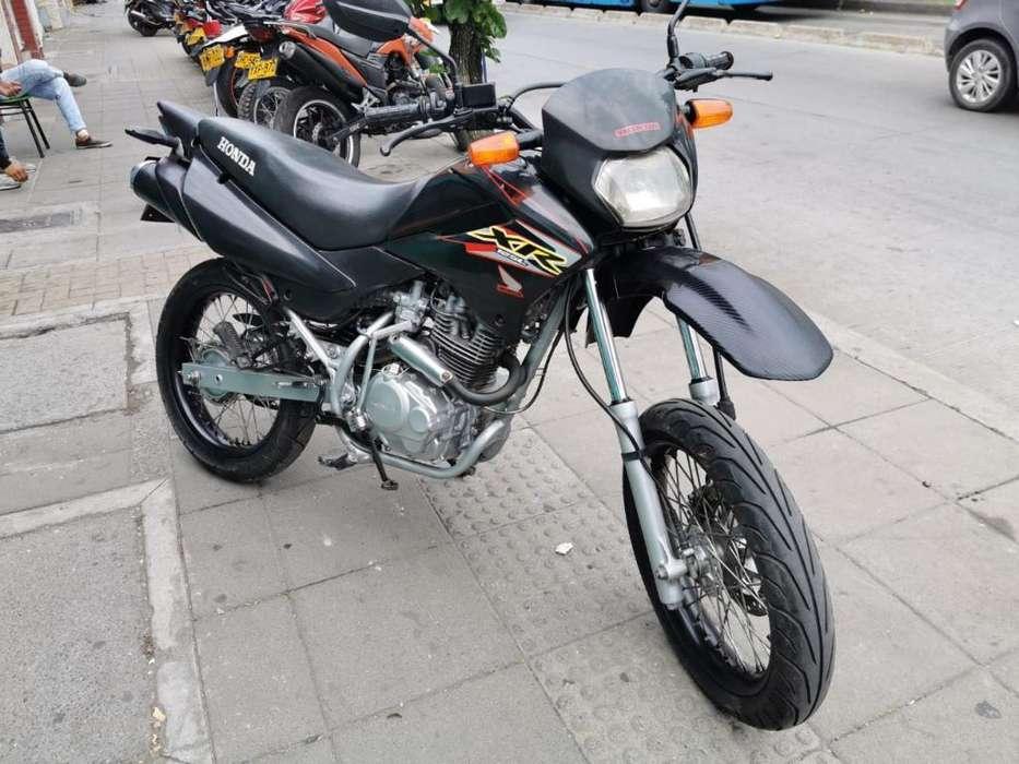 Honda Xr 125 2012 con Papeles Junio