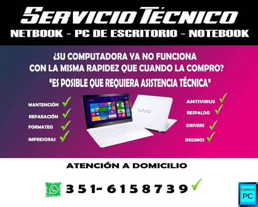 SERVICIO TÉCNICO COMPUTACIÓN
