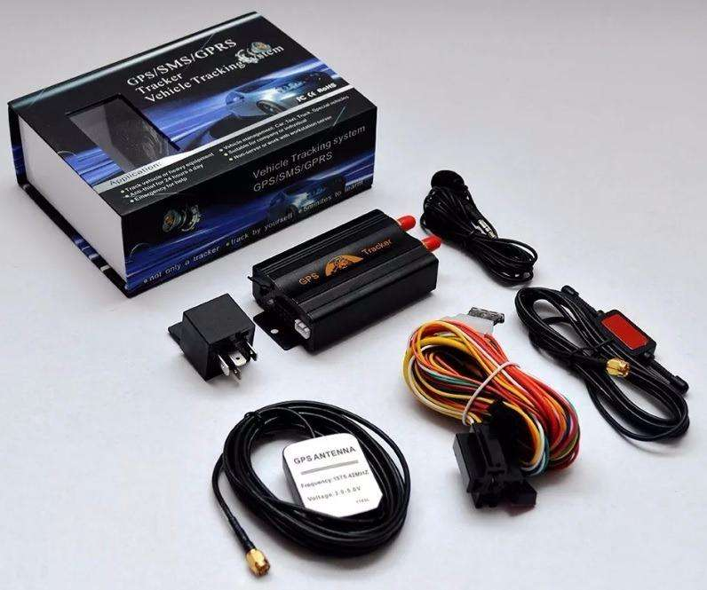 GPS TRACKER TK103A - COBAN ORIGINAL