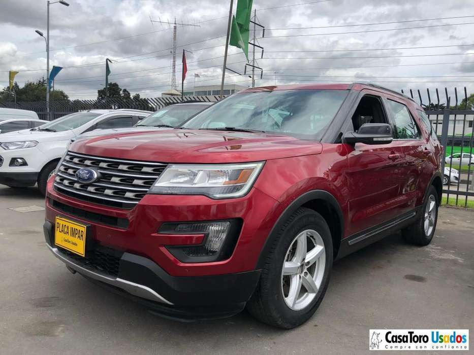 Ford Explorer 2016 - 62665 km