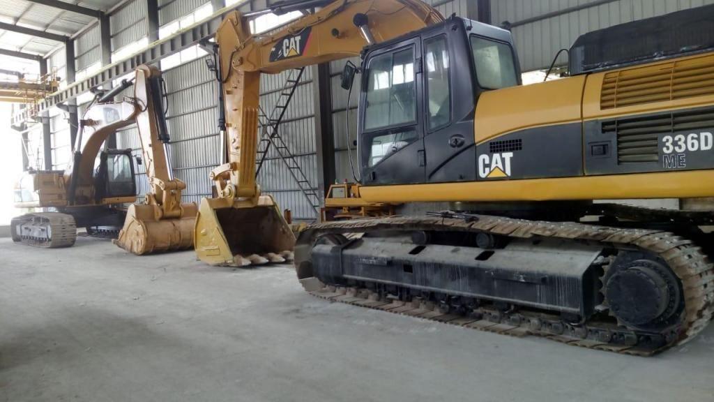 EXCAVADORA CAT 336 DL
