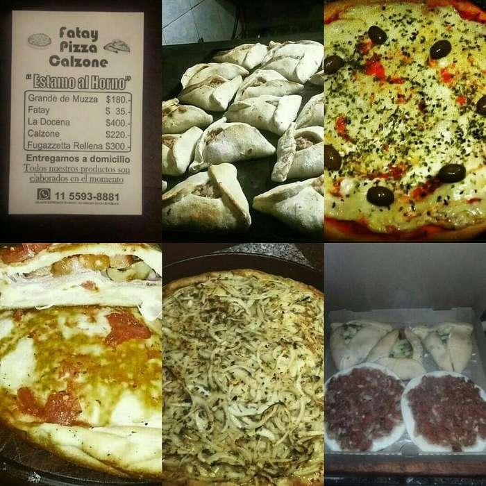 Venta de Fatay.pizza Y Calzone