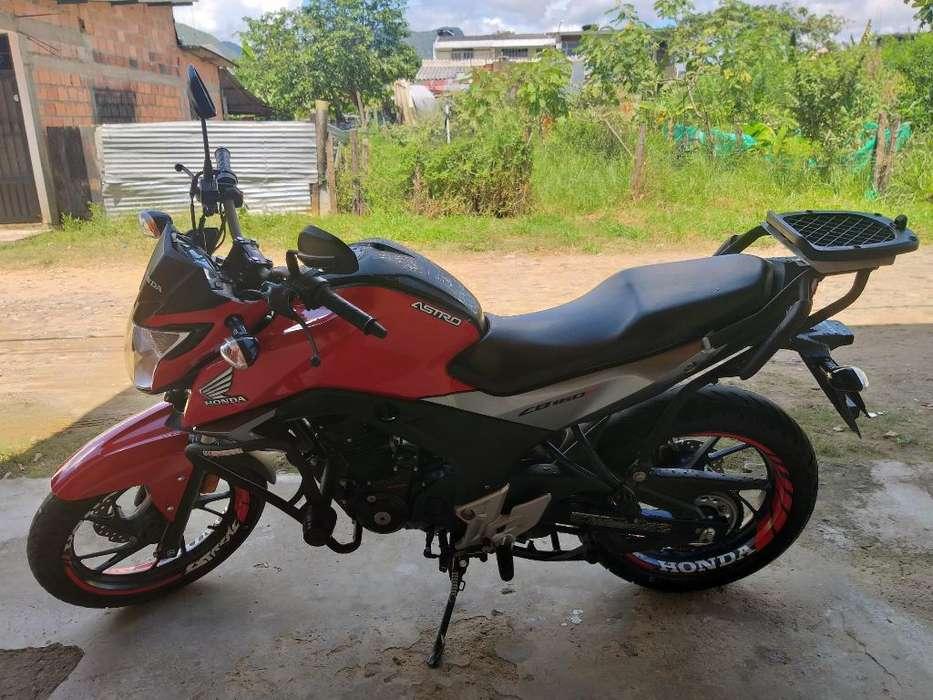 Se Vende Moto Cb 160