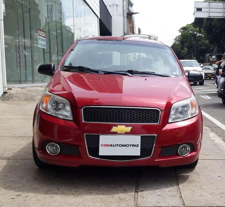 Chevrolet Aveo Emotion 2012 - 102000 km