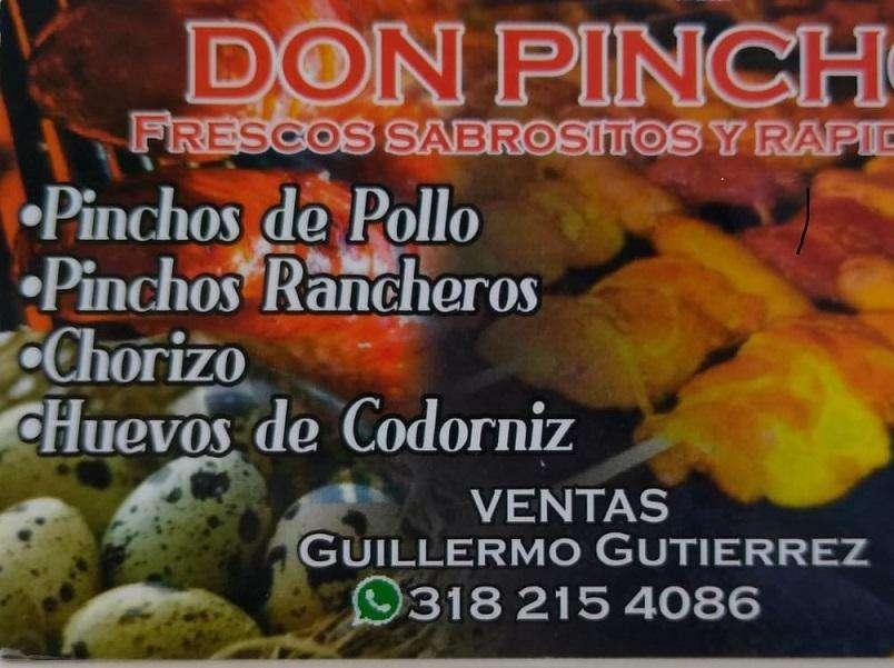Pinchos: don PINCHO