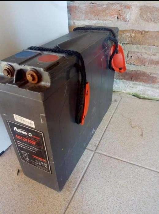 Vendo Bateria en Gel 100a