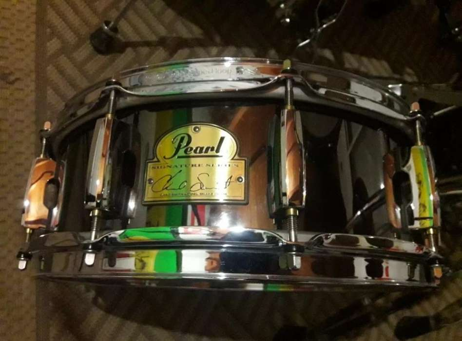 Redoblante Pearl Chad Smith