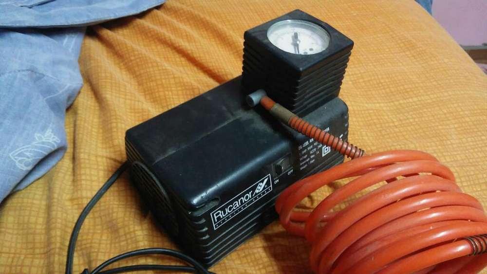Compresor Portatil Frances 220v