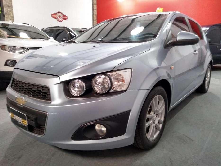 Chevrolet Sonic 2012 - 100000 km
