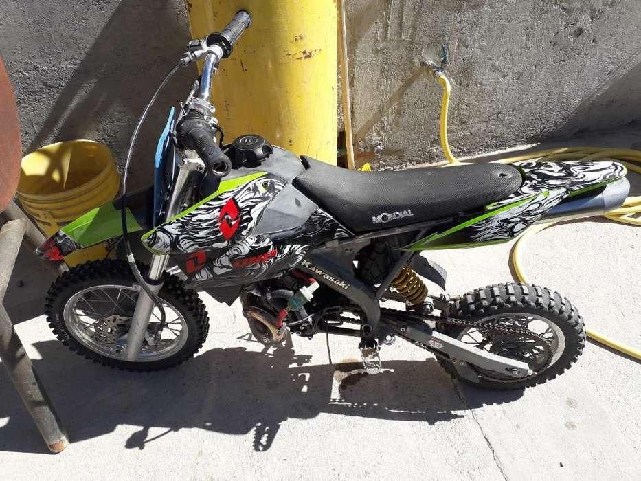 Vendo Motocross Mondial 50cc