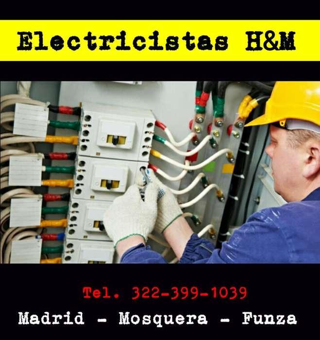 Electricistas en Mosquera Cundinamarca