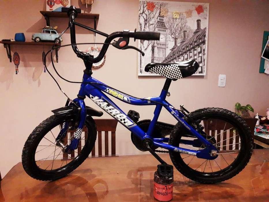 Bicicleta Bmx Rodado 16 Vairo