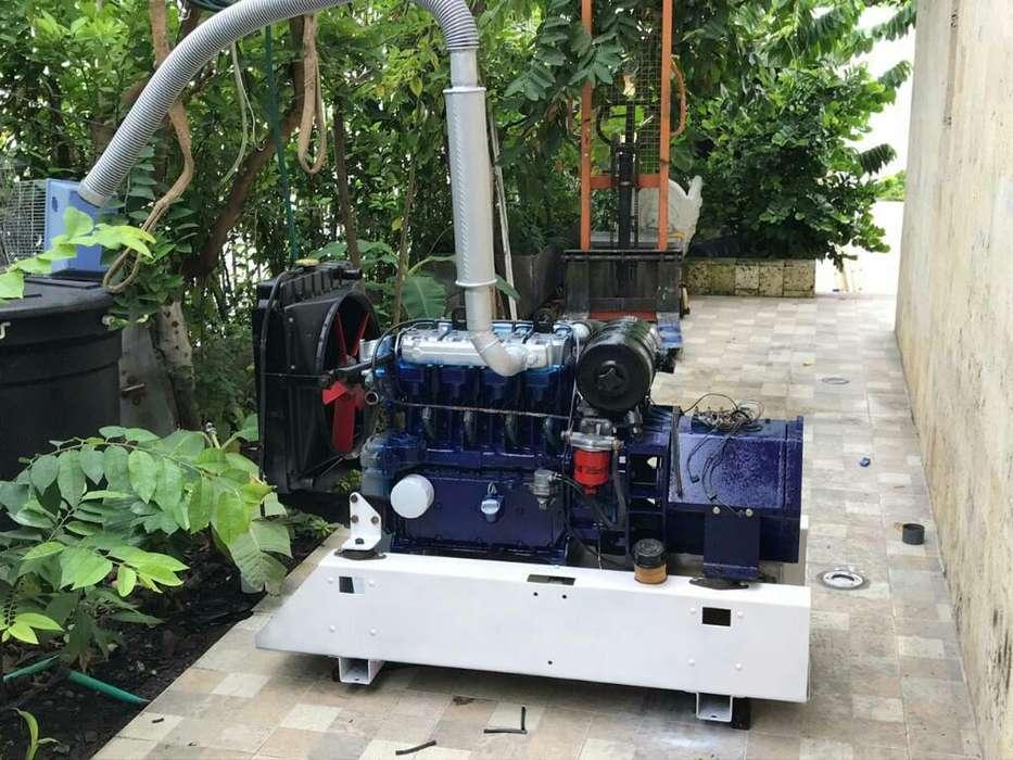 Se Vende Planta Eléctrica Diesel