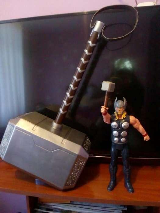 Martillo Thor Mjolnir