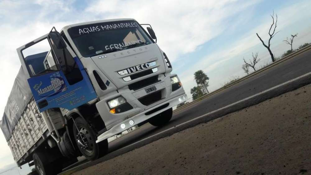 Iveco Tector Impecable!!