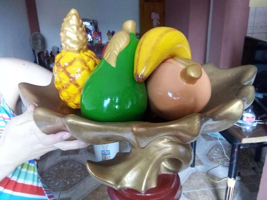 Frutero de Ceramica