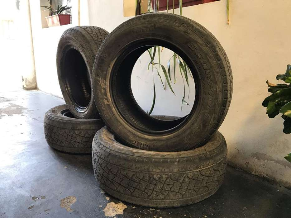 <strong>neumatico</strong>s Pirelli Scorpion 144-60-17