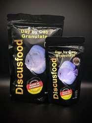 Comida Discusfood para peces disco