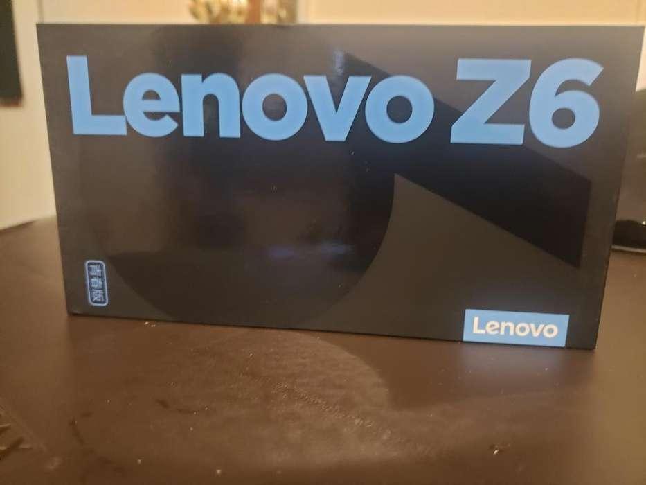 Venta Celular Lenovo Z6 Lite