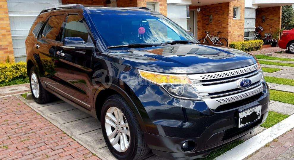 Ford Explorer 2014 - 73500 km