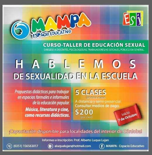 Curso-taller de educacion sexual