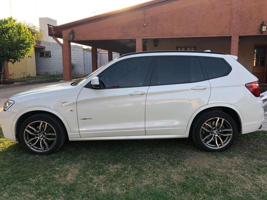 <strong>bmw</strong> X3 2017 - 30000 km