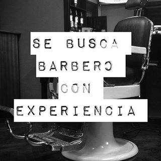 SE BUSCA BARBERO CON EXPERIENCIA.