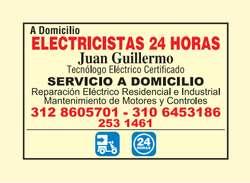 ELECTRICISTAS CERTIFICADOS MEDELLIN 3128605701
