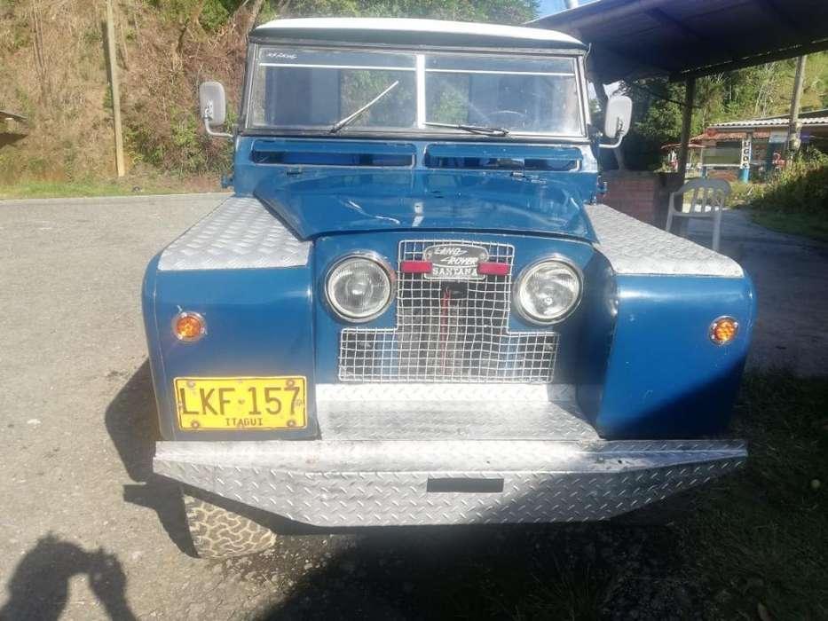 Land Rover Santana 1969 - 1000 km