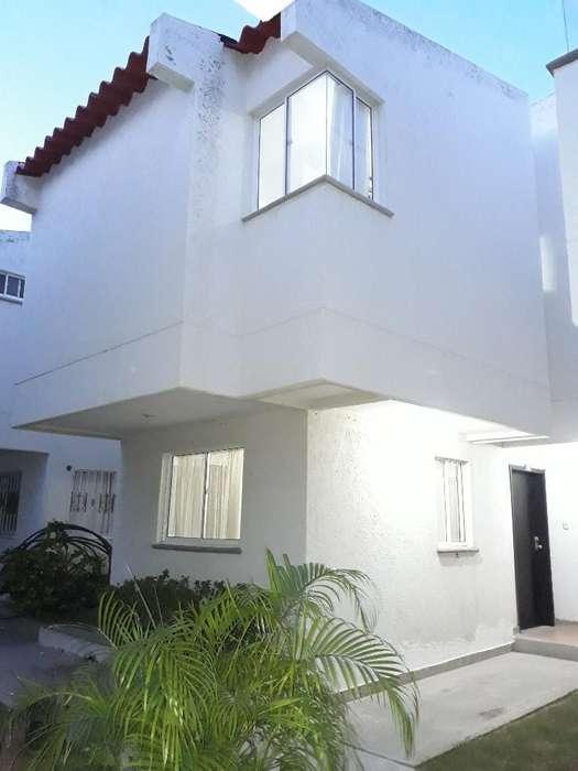 Confortable Casa Amoblada en Santa Marta, Conjunto Cerrado