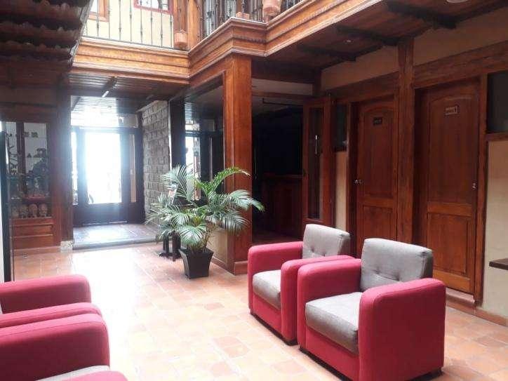 SE VENDE HOTEL CENTRAL MJ1109