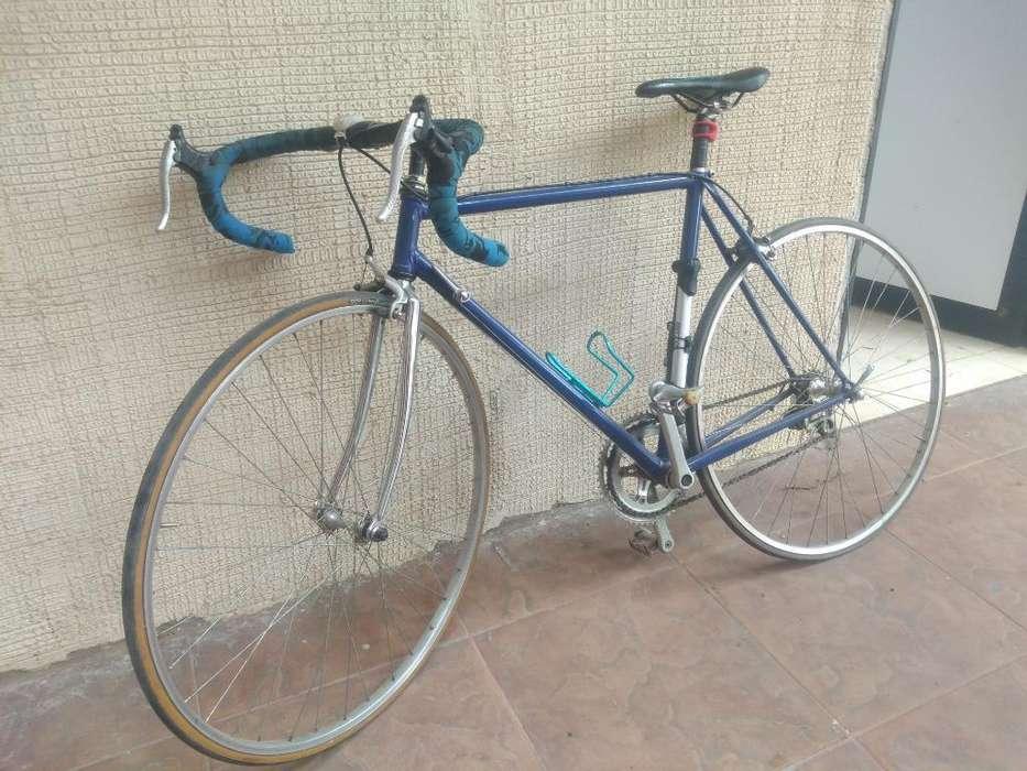 Bicicleta Semi Carrera