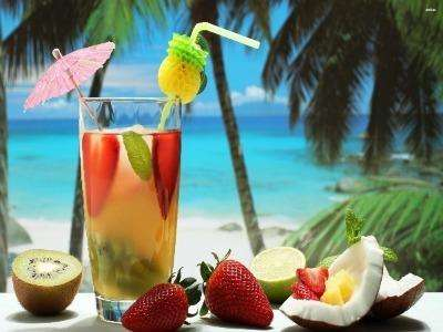ZUANA Beach Resort, semana 44
