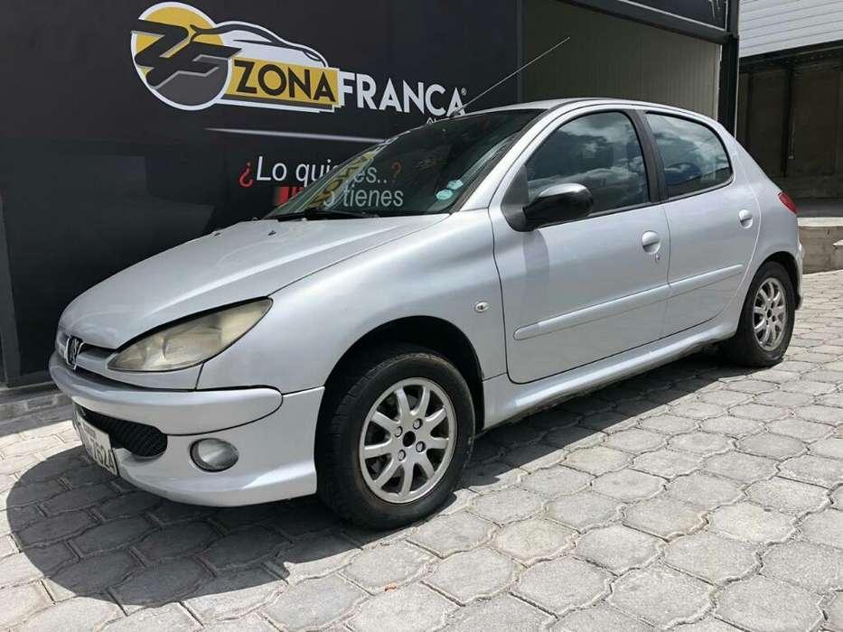 Peugeot 206 2009 - 148300 km